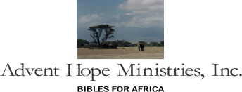 Advent Hope Ministries, Inc.